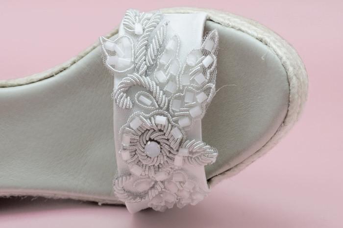 9948fef3198 Ester bridal espadrilles
