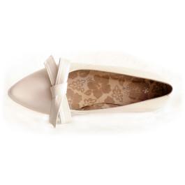 Eva zapatos de novia