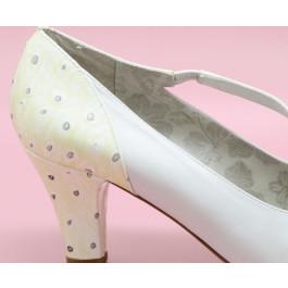 Gala zapatos de novia