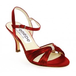 Tea zapatos de fiesta_TU-575_ rouge