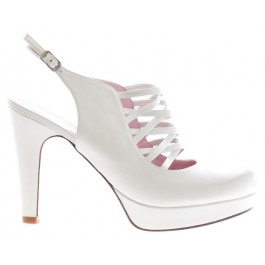 Palmira zapatos de novia