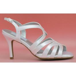 Tania sandalias de novia