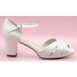 Ariel sandalias de novia