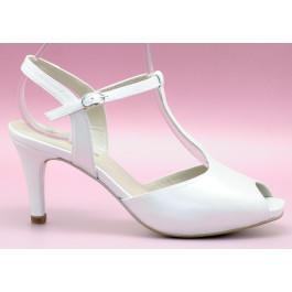 Elsa sandalias de novia