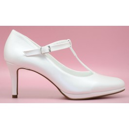 Lara zapatos de novia