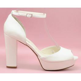 Bea sandalias de novia