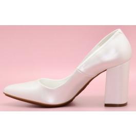 Pili 8cm zapatos de novia