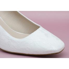 Olga zapatos de novia