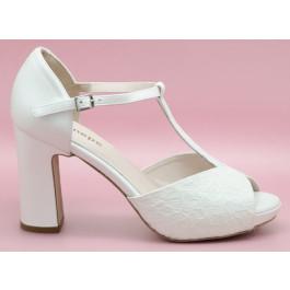 Carmen zapato de novia