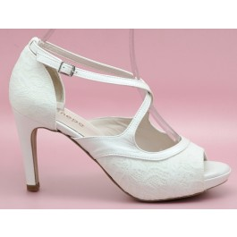 Jade zapato de novia