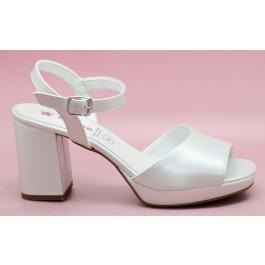 Brisa 8cm sandalias de novia