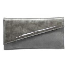 Mickey bolso de fiesta, gris oscuro