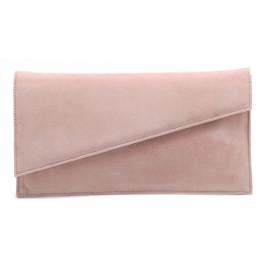 Mickey bolso de fiesta, rosa nude