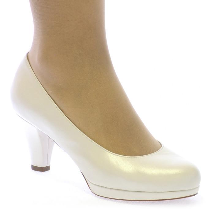 perla zapatos de novia