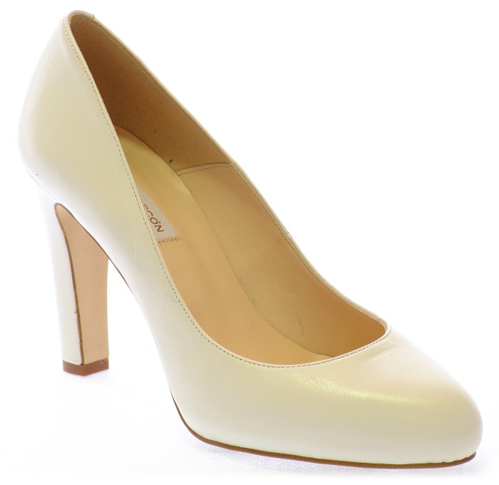 Cecilia zapatos de novia  marfil claro (blanco roto)   wedding shoes  light  ... 983cd9ee6d73