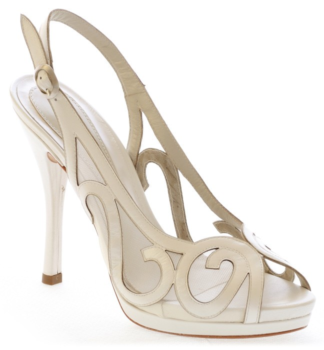 goya zapatos de novia