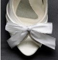 A_118 Lazo de raso: adornos para zapatos