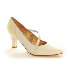 Gala estampado zapatos de fiesta