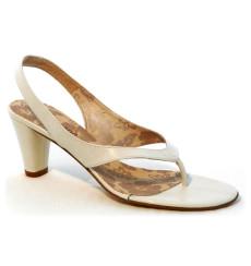 Cleopatra sandalias de novia