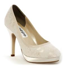 Belen zapato de novia y fiesta