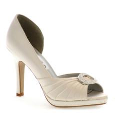 Haley zapatos de novia_ TU-501- marfil claro