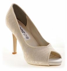 Carla zapatos de novia y fiesta