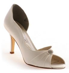 Summer zapatos de novia _TU-501_marfil claro
