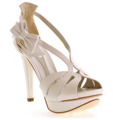 Aitana sandalia de novia
