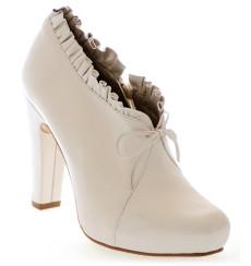 Zaira botines de novia
