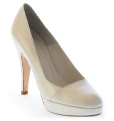 Carol zapatos de novia