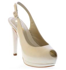 Frida sandalias de novia