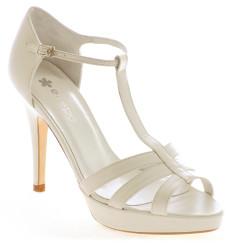 Emilia sandalias de novia