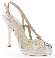 Goya sandalias de novia