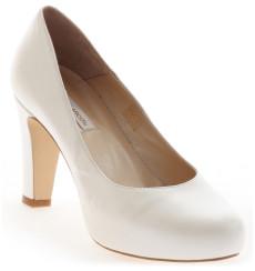 Cristina zapatos de novia