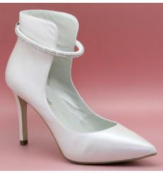 Doris zapatos de novia
