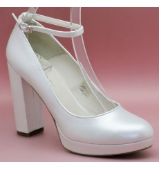 Zoe zapatos de novia