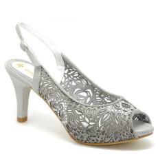 Jenny flor zapato de fiesta