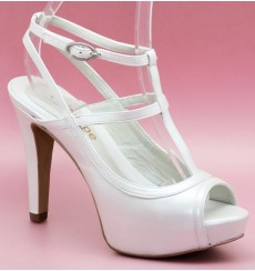 Ondina sandalias de novia