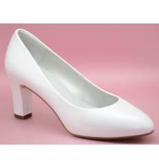 Amparo zapatos de novia