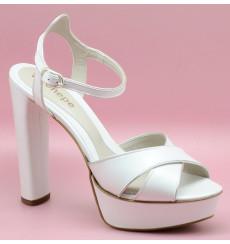 Sonia sandalias de novia