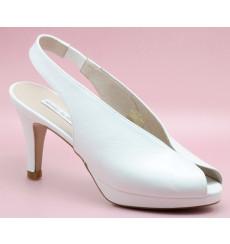 Asun zapatos de novia