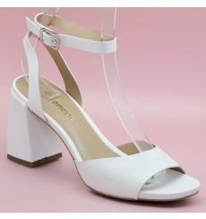 Nausica sandalias de novia