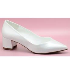 Sílvia zapatos de novia