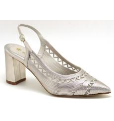 Irati zapato de fiesta ancho especial