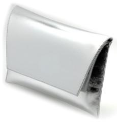 Teo bolso de fiesta y ceremonia: plata