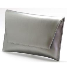 Teo bolso de fiesta plata vieja