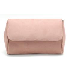 Roure rosa nude bolso de fiesta