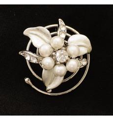 Horquillas espiral de novia E-152