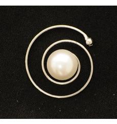Horquillas espiral de novia E-20-1