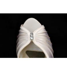 A_17 Diamantitos redondos, adorno para zapatos, shoe clip
